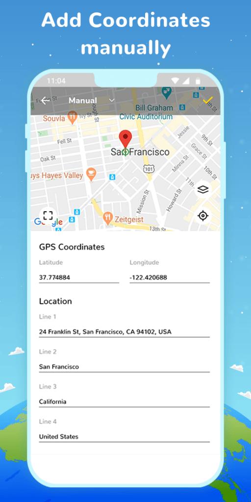 GPS Map Camera blog 6.1